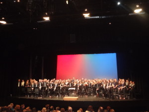 Mass Band on Stage